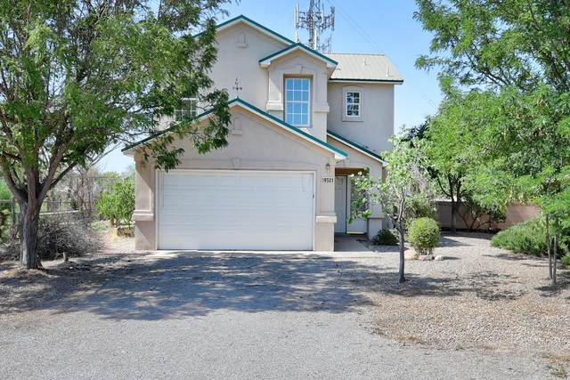 9321 Vista Clara Loop NW, Albuquerque, NM 87114 (MLS #996262) :: Berkshire Hathaway HomeServices Santa Fe Real Estate