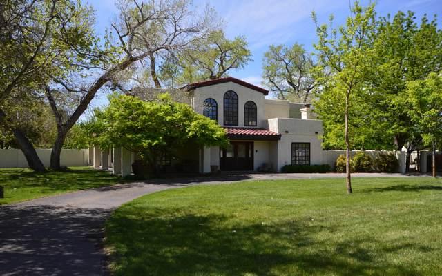 938 Camino Del Rio NW, Albuquerque, NM 87114 (MLS #996268) :: Berkshire Hathaway HomeServices Santa Fe Real Estate