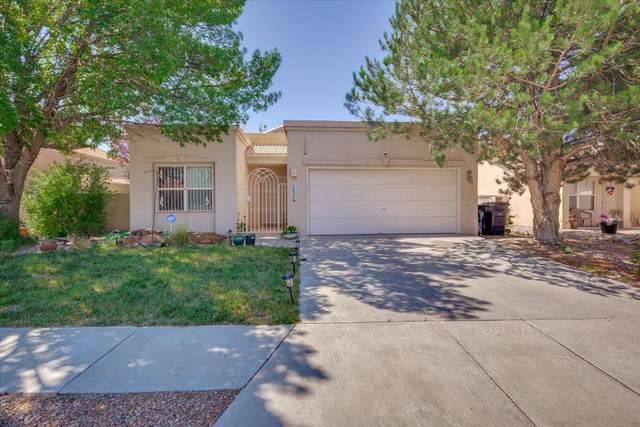 10828 Jewel Cave Road SE, Albuquerque, NM 87123 (MLS #996272) :: Keller Williams Realty