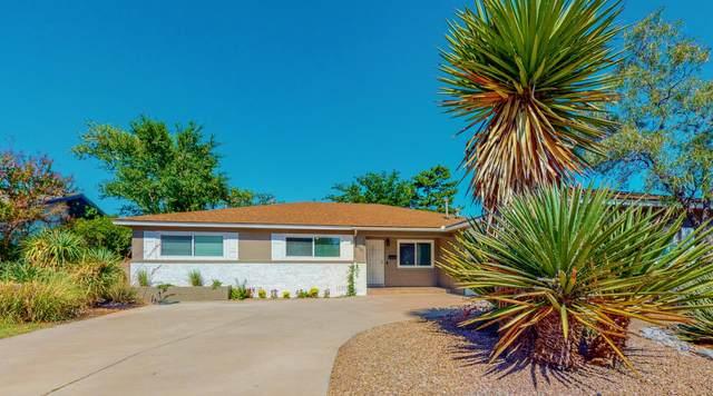 1409 Valencia Drive NE, Albuquerque, NM 87110 (MLS #996290) :: Keller Williams Realty