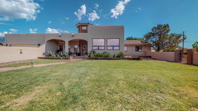 12300 Santa Monica Avenue NE, Albuquerque, NM 87122 (MLS #996297) :: Sandi Pressley Team