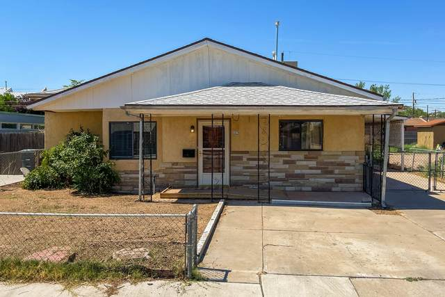 942 Alta Monte Avenue NW, Albuquerque, NM 87107 (MLS #996313) :: Berkshire Hathaway HomeServices Santa Fe Real Estate