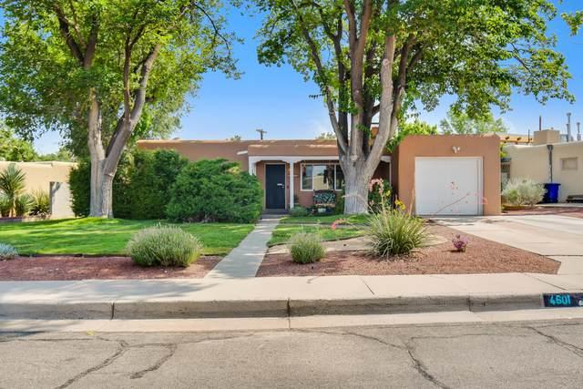 4601 Haines Avenue NE, Albuquerque, NM 87110 (MLS #996324) :: Keller Williams Realty
