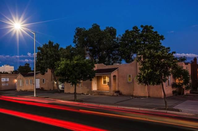 524 12th Street NW, Albuquerque, NM 87102 (MLS #996361) :: Sandi Pressley Team
