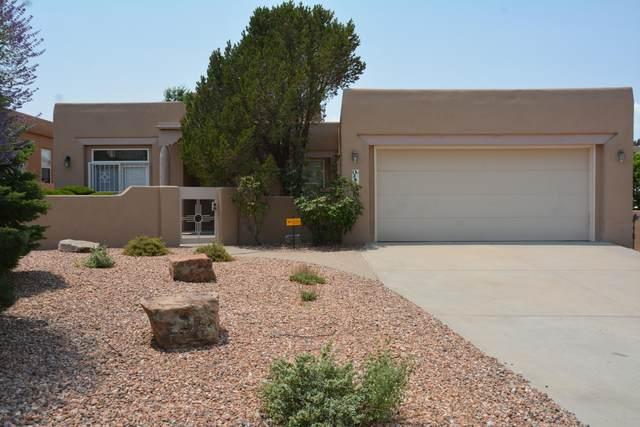 12812 Desert Sky Avenue NE, Albuquerque, NM 87111 (MLS #996366) :: Berkshire Hathaway HomeServices Santa Fe Real Estate