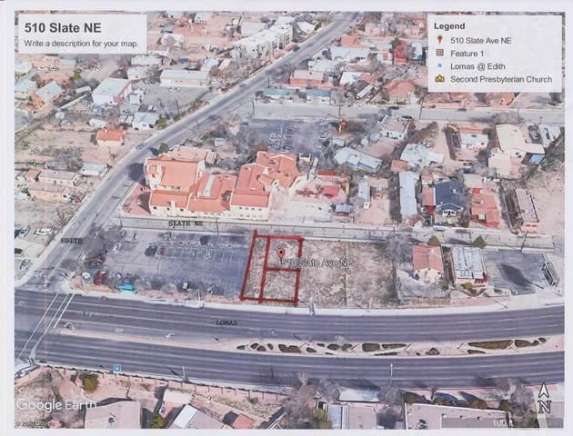 510 Slate Avenue NE, Albuquerque, NM 87102 (MLS #996405) :: Campbell & Campbell Real Estate Services
