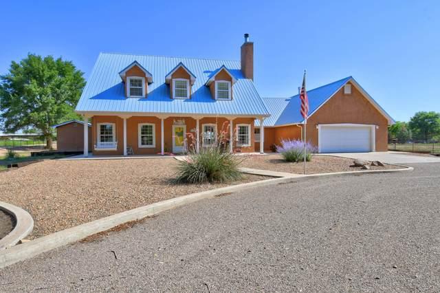 1 Marquez Road, Los Lunas, NM 87031 (MLS #996412) :: Campbell & Campbell Real Estate Services