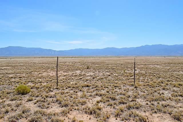 Lot 185 Rancho Rio Grande 16E, Los Lunas, NM 87031 (MLS #996433) :: Campbell & Campbell Real Estate Services