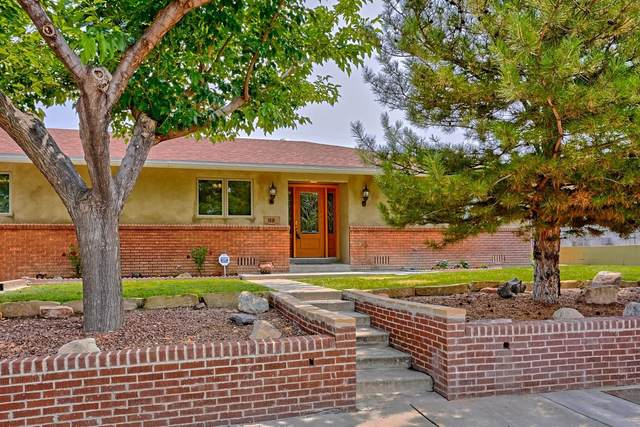 1518 Wellesley Drive NE, Albuquerque, NM 87106 (MLS #996445) :: Campbell & Campbell Real Estate Services