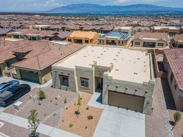 1808 Cebolla Creek Way NW, Albuquerque, NM 87120 (MLS #996464) :: Sandi Pressley Team