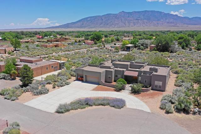 112 Veronica Court, Corrales, NM 87048 (MLS #996467) :: Campbell & Campbell Real Estate Services