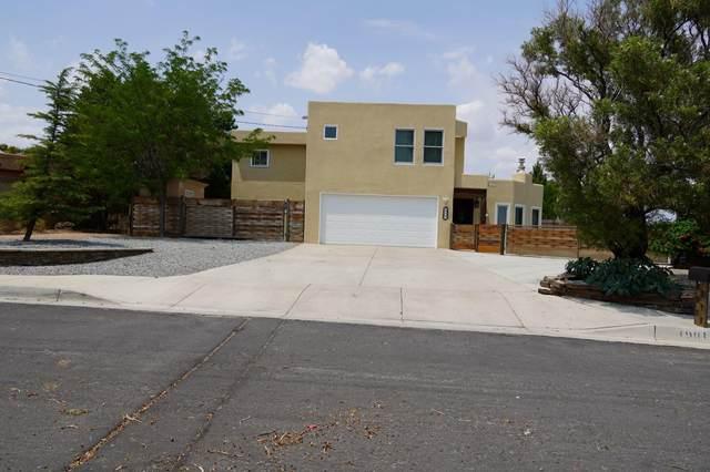 4901 Tally Ho Avenue NW, Albuquerque, NM 87114 (MLS #996504) :: Sandi Pressley Team