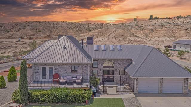4000 Roldan Drive, Belen, NM 87002 (MLS #996520) :: Keller Williams Realty