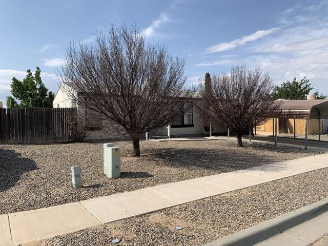 2703 Paseo Arbolado, Belen, NM 87002 (MLS #996532) :: Campbell & Campbell Real Estate Services