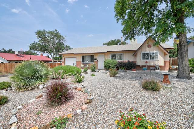 1307 Sellers Drive NE, Albuquerque, NM 87112 (MLS #996556) :: Sandi Pressley Team