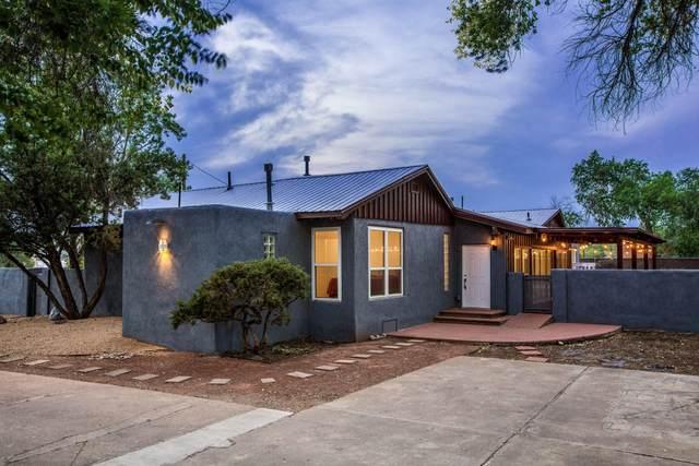 7432 Edith Boulevard NE, Albuquerque, NM 87113 (MLS #996564) :: Sandi Pressley Team