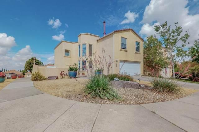 1239 Monte Verde Drive NE, Albuquerque, NM 87112 (MLS #996572) :: Sandi Pressley Team