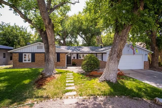 1612 San Patricio Avenue SW, Albuquerque, NM 87104 (MLS #996587) :: Keller Williams Realty