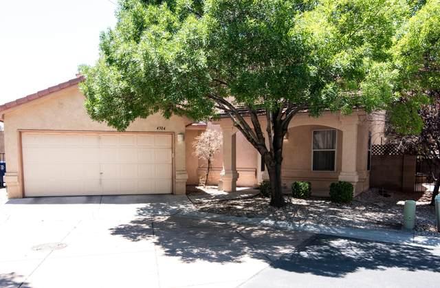 4304 Altura Mesa Lane NE, Albuquerque, NM 87110 (MLS #996597) :: Keller Williams Realty