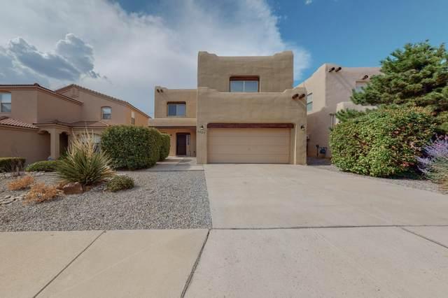 6827 Glenturret Way NE, Albuquerque, NM 87113 (MLS #996609) :: Sandi Pressley Team