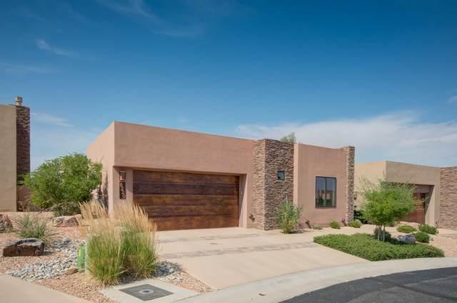 6220 Ghost Flower Trail NE, Albuquerque, NM 87111 (MLS #996617) :: Berkshire Hathaway HomeServices Santa Fe Real Estate