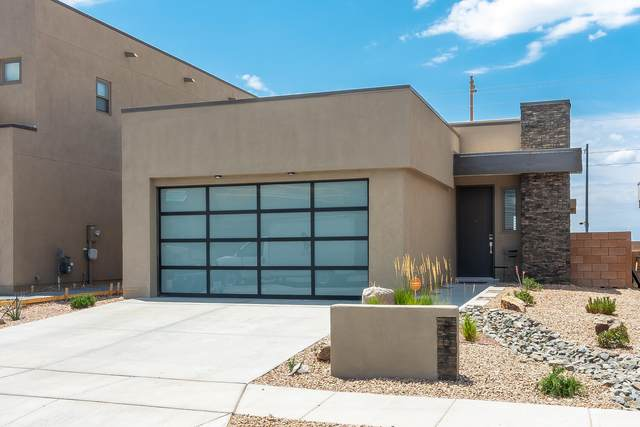 807 Horned Owl Drive NE, Albuquerque, NM 87122 (MLS #996623) :: Campbell & Campbell Real Estate Services
