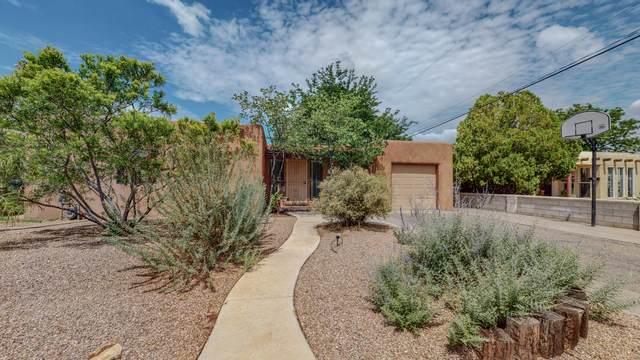 1431 Vassar Drive NE, Albuquerque, NM 87106 (MLS #996643) :: Sandi Pressley Team