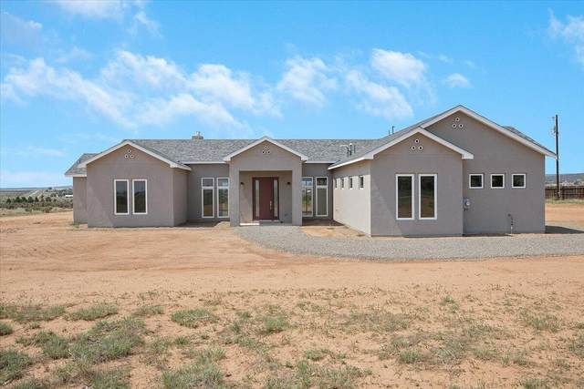 4 Isham, Edgewood, NM 87015 (MLS #996650) :: Campbell & Campbell Real Estate Services