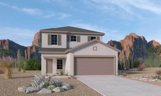 4879 Blackburn Road, Rio Rancho, NM 87144 (MLS #996660) :: Sandi Pressley Team