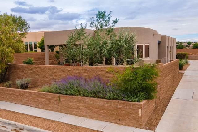 4715 Mi Cordelia Drive NW, Albuquerque, NM 87120 (MLS #996664) :: Sandi Pressley Team