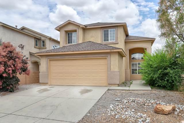 7831 Latir Mesa Road NW, Albuquerque, NM 87114 (MLS #996666) :: Keller Williams Realty