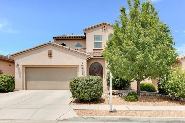 8631 Mock Heather Road NW, Albuquerque, NM 87120 (MLS #996679) :: Sandi Pressley Team