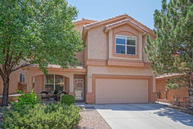 7504 Desert Eagle Road NE, Albuquerque, NM 87113 (MLS #996719) :: Sandi Pressley Team