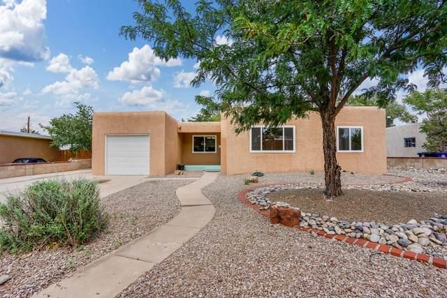 4903 Idlewilde Lane SE, Albuquerque, NM 87108 (MLS #996723) :: Berkshire Hathaway HomeServices Santa Fe Real Estate