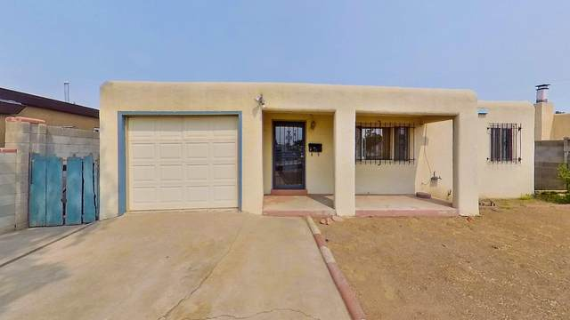 516 Dakota Street SE, Albuquerque, NM 87108 (MLS #996725) :: Keller Williams Realty
