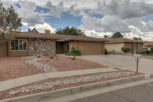1220 Hiawatha Drive NE, Albuquerque, NM 87112 (MLS #996731) :: Sandi Pressley Team