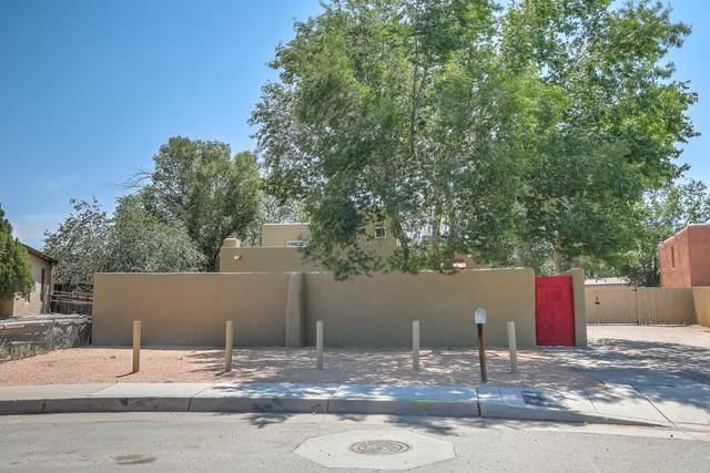 2454 Rose Avenue NW, Albuquerque, NM 87104 (MLS #996735) :: Berkshire Hathaway HomeServices Santa Fe Real Estate