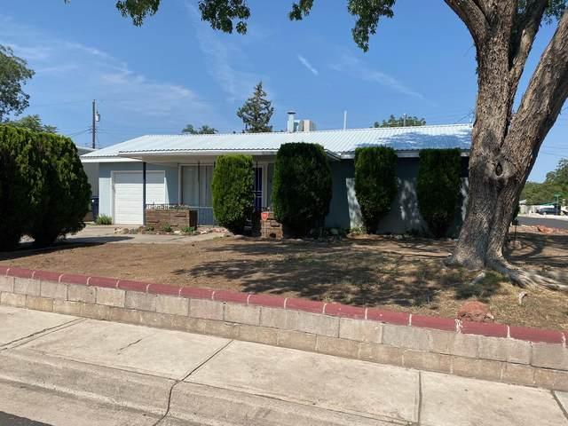 417 Cagua Drive NE, Albuquerque, NM 87108 (MLS #996755) :: Keller Williams Realty