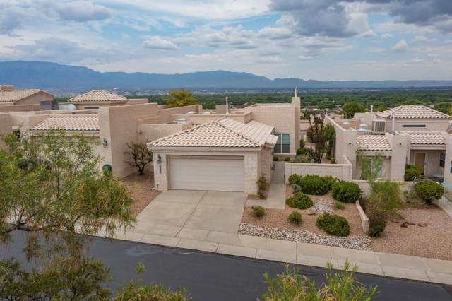 9208 Camino Viejo NW, Albuquerque, NM 87114 (MLS #996762) :: Sandi Pressley Team