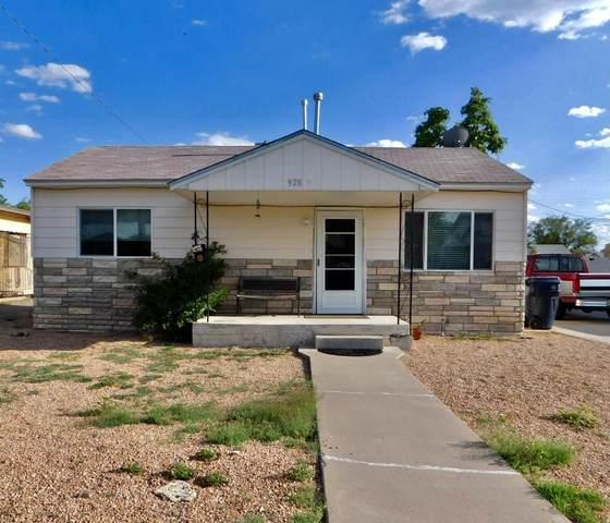928 La Luz Drive NW, Albuquerque, NM 87107 (MLS #996766) :: Campbell & Campbell Real Estate Services