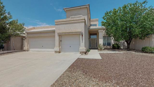 6715 Tesoro Place NE, Albuquerque, NM 87113 (MLS #996780) :: Sandi Pressley Team