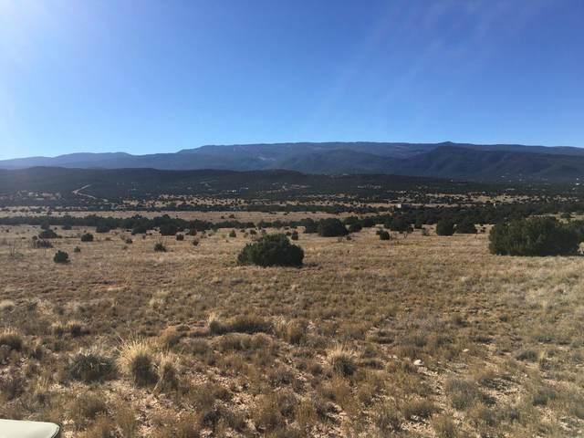 42 Camino Real, Sandia Park, NM 87047 (MLS #996813) :: Keller Williams Realty