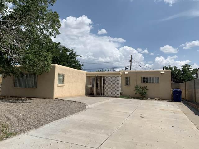 7710 Haines Avenue NE, Albuquerque, NM 87101 (MLS #996820) :: Sandi Pressley Team