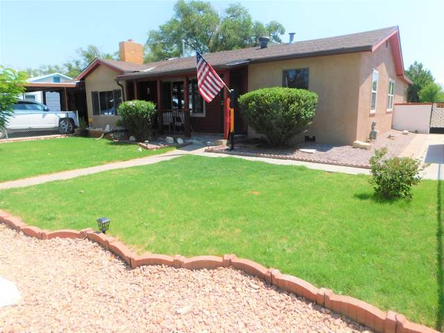 620 Campana Avenue, Belen, NM 87002 (MLS #996830) :: Sandi Pressley Team