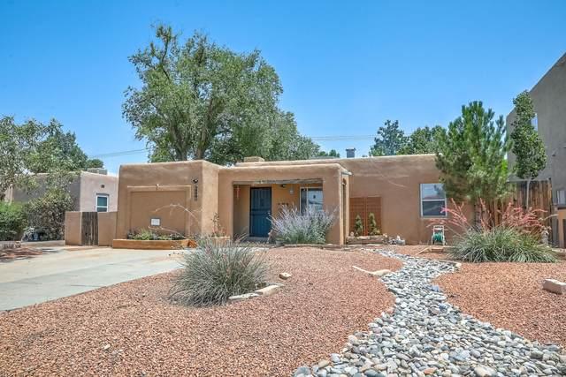 1110 Truman Street SE, Albuquerque, NM 87108 (MLS #996841) :: Berkshire Hathaway HomeServices Santa Fe Real Estate