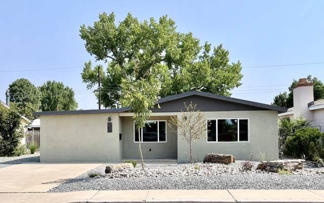 2655 Oro Vista Road NW, Albuquerque, NM 87107 (MLS #996842) :: Berkshire Hathaway HomeServices Santa Fe Real Estate