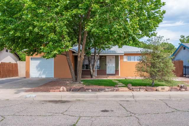 2838 Madeira Drive NE, Albuquerque, NM 87110 (MLS #996850) :: Sandi Pressley Team