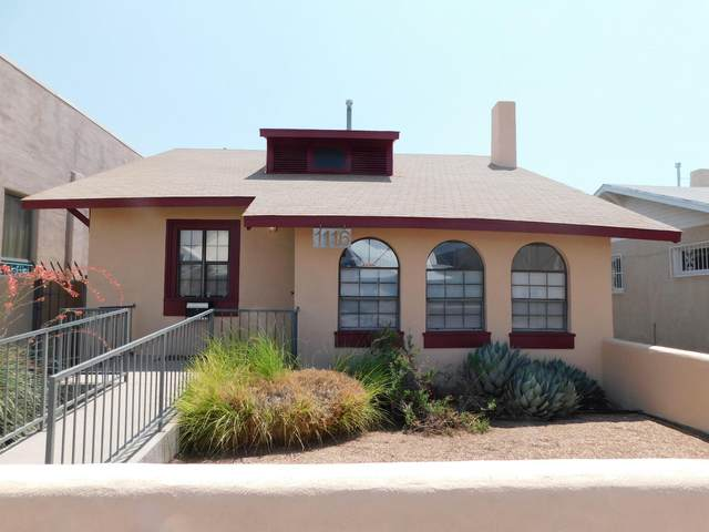 1116 2ND Street NW, Albuquerque, NM 87102 (MLS #996854) :: Keller Williams Realty