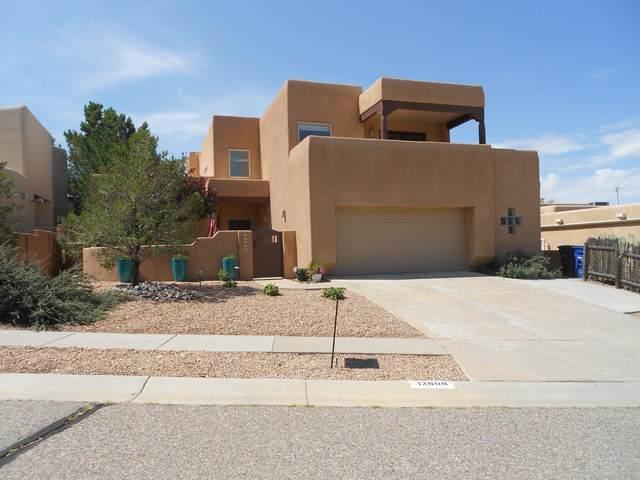12808 Joelle Road NE, Albuquerque, NM 87112 (MLS #996904) :: Sandi Pressley Team