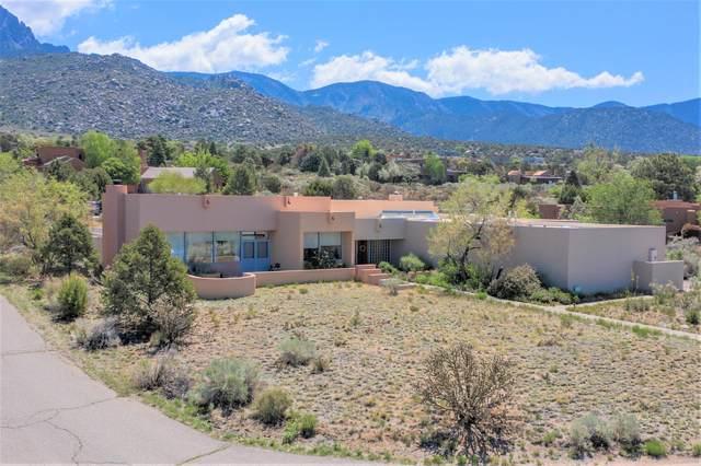 560 Black Bear Place NE, Albuquerque, NM 87122 (MLS #996905) :: Keller Williams Realty